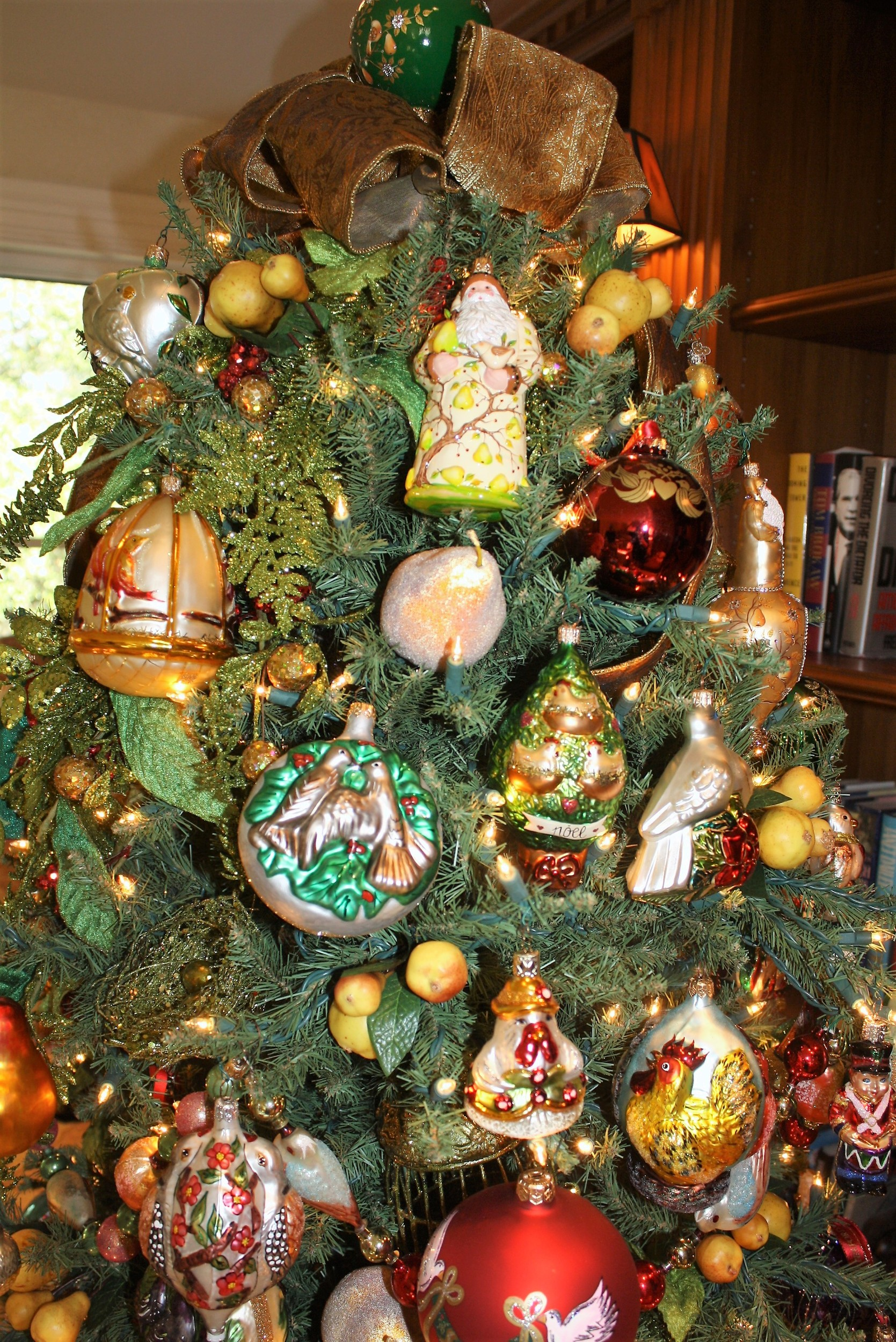 12 Days Of Christmas Tree Ornaments