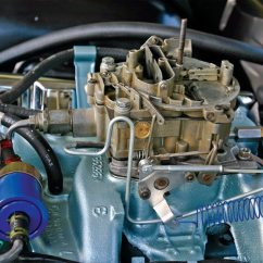 Rochester 4 Barrel Carburetor Diagram Wiring For Sony Stereo Pontiac V8 Engine History: 1955-1981