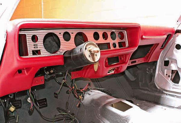 1974 Pontiac Trans Am Wiring Diagrams