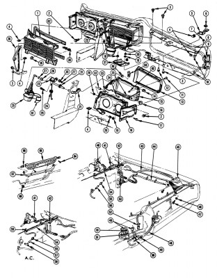 71 Chevelle Steering Column Diagram 72 Nova Steering