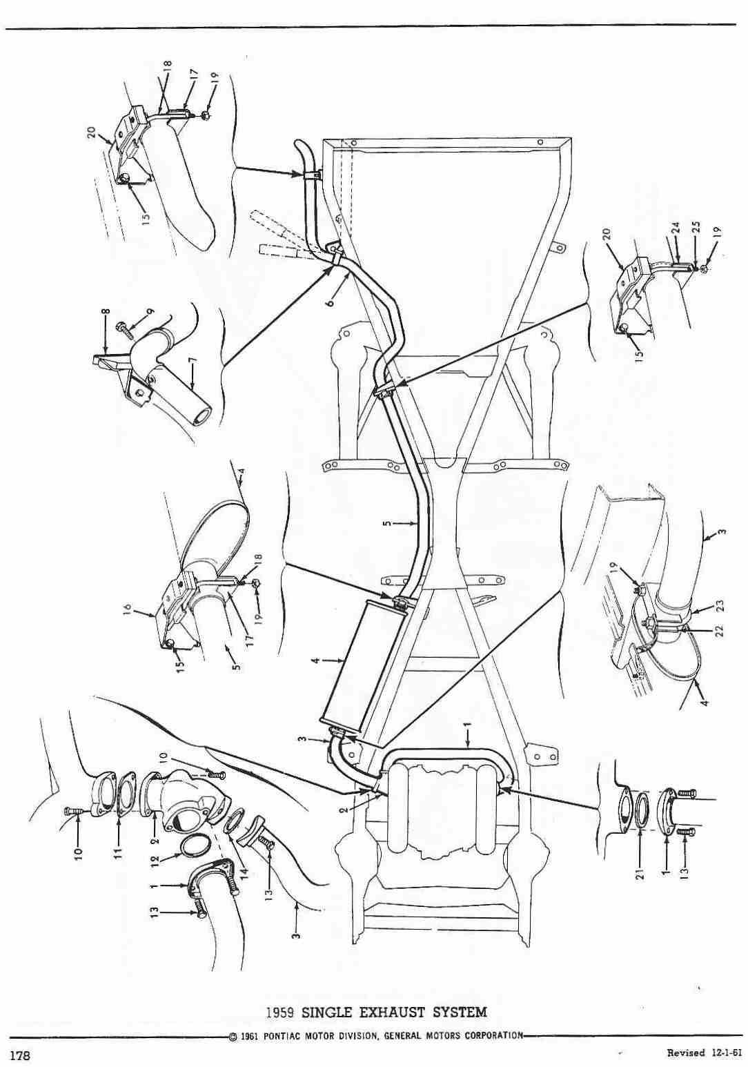 1955 Oldsmobile Super 88 Convertible Wiring Diagrams