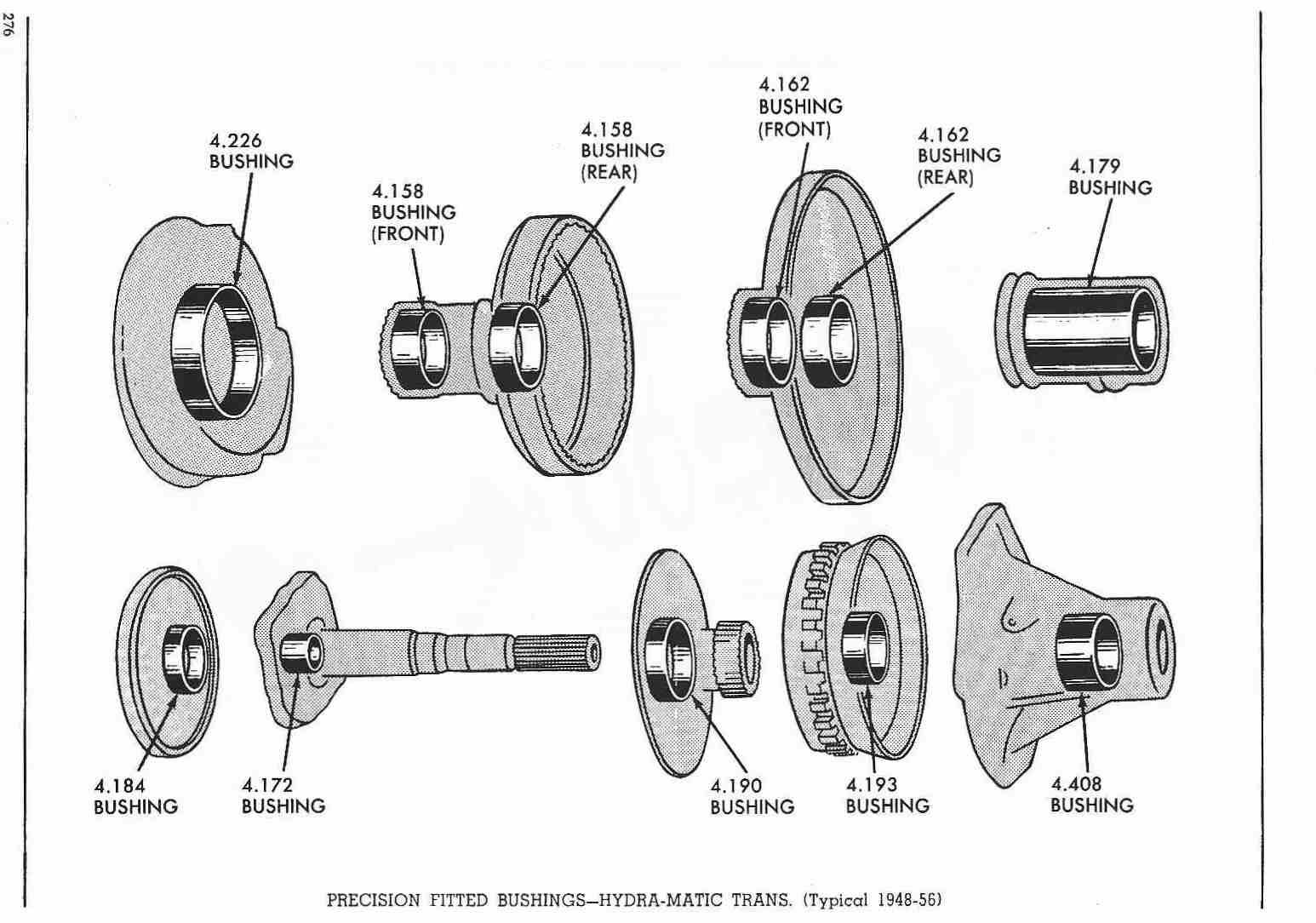 Pontiac 1960 Master Parts Catalog