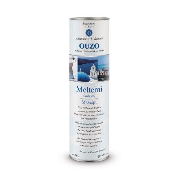 Ouzo Meltemi 37,5% Pontiki