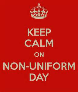Non-uniform Day – PTA