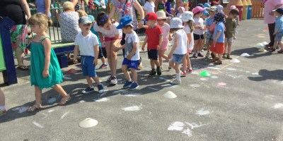 Nursery's Big Toddle.