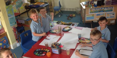 Learning About Lighthouses in Year 2