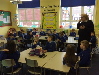 Year 3 Poetry Workshop