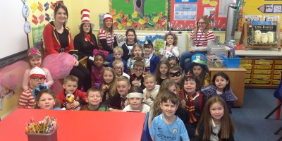 Year 2 Celebrate World Book Day
