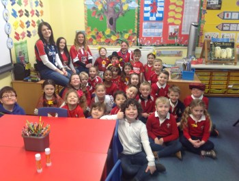 Happy St David's Day from Year 2!