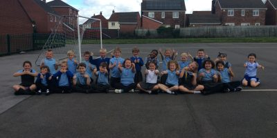 Year 3's First Day in Juniors!