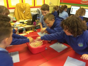 Yummy Mummy Biscuits in Year 3