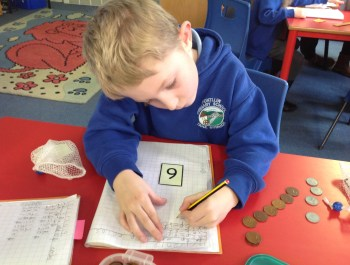 Investigating 2s, 5s and 10s in Year 2