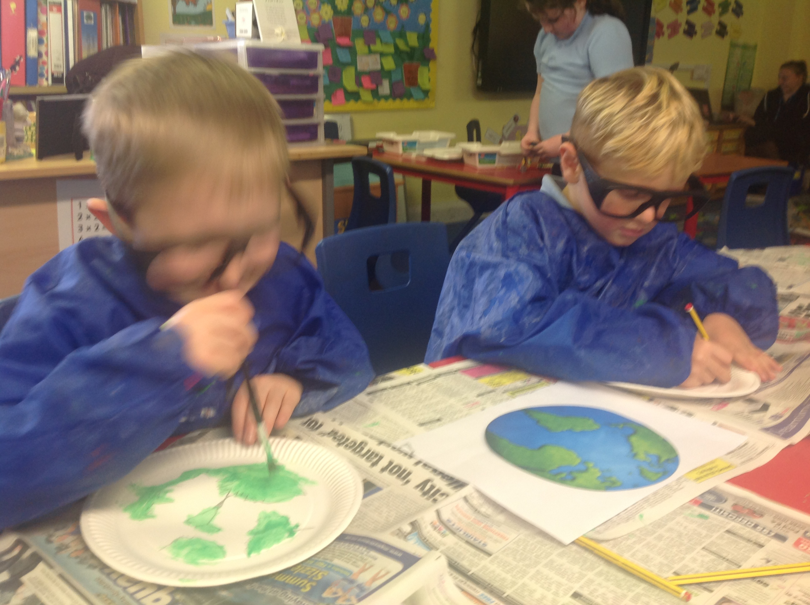 Finding Out About Planet Earth