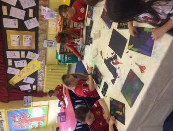 Year 3 Northern Light Artists