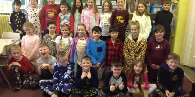 World Book day in Year 4