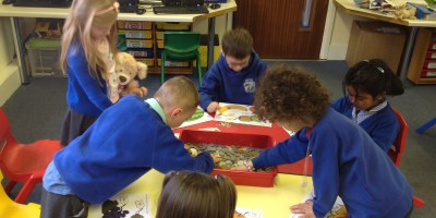 Counting money in Year 1
