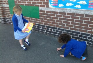 Guided reading in Year 1