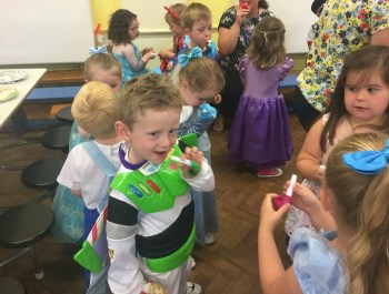 Party Time In Nursery.