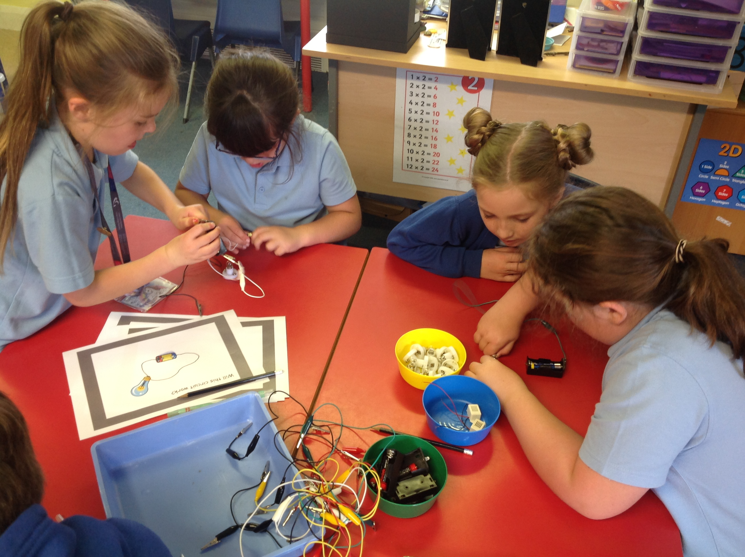 Experimenting With Circuits