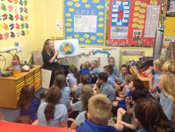 Year 2 Fire Safety Visit