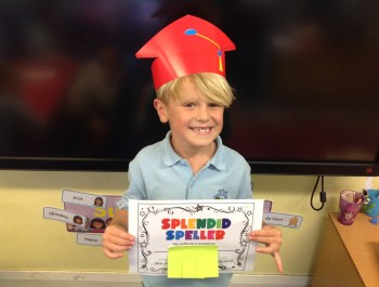 Year 2s Graduate Foundation Phase in Style!