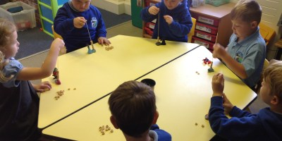 Cool counting in Year 1