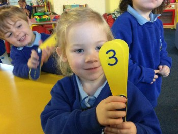 Learning About Number 3
