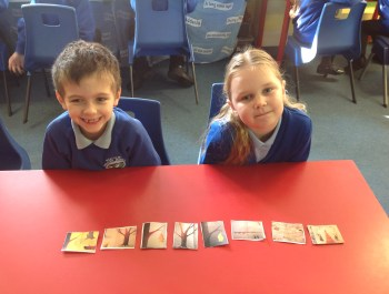 Story Sequencing
