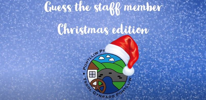 Guess the staff member – Christmas Edition 🎅❄⛄