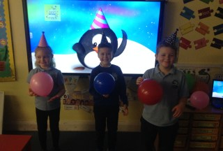 Year 2 Birthday Celebrations!