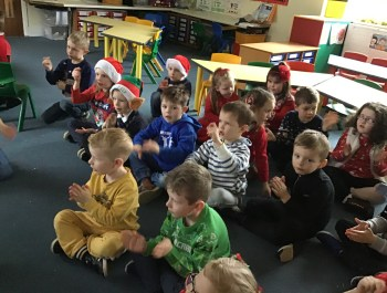 Year 1 Body Percussion
