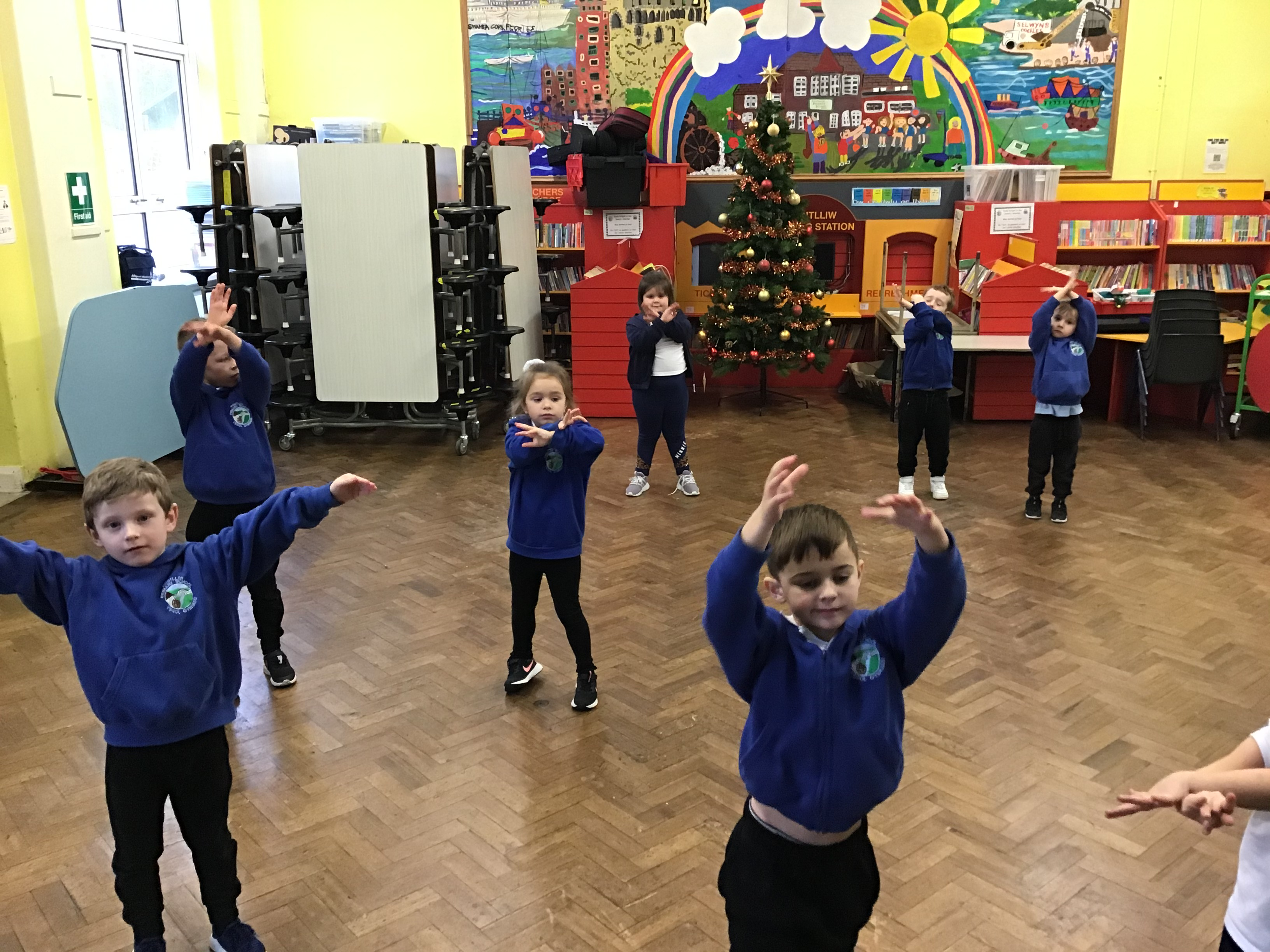 Year 1 Expressive Arts- Lilly and the Snowman!