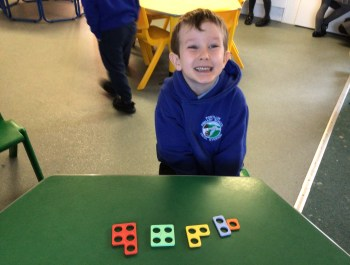 It's Numicon time!
