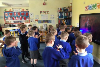 Year 1 do Dough Disco
