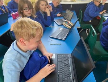 Coding a Game in Year 5
