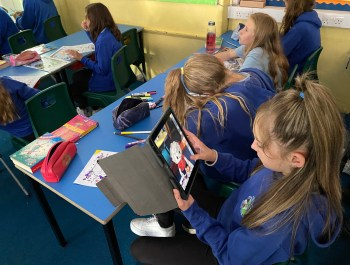 Augmented Reality in Year 5!