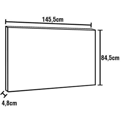 Smart TV 3D LED 65
