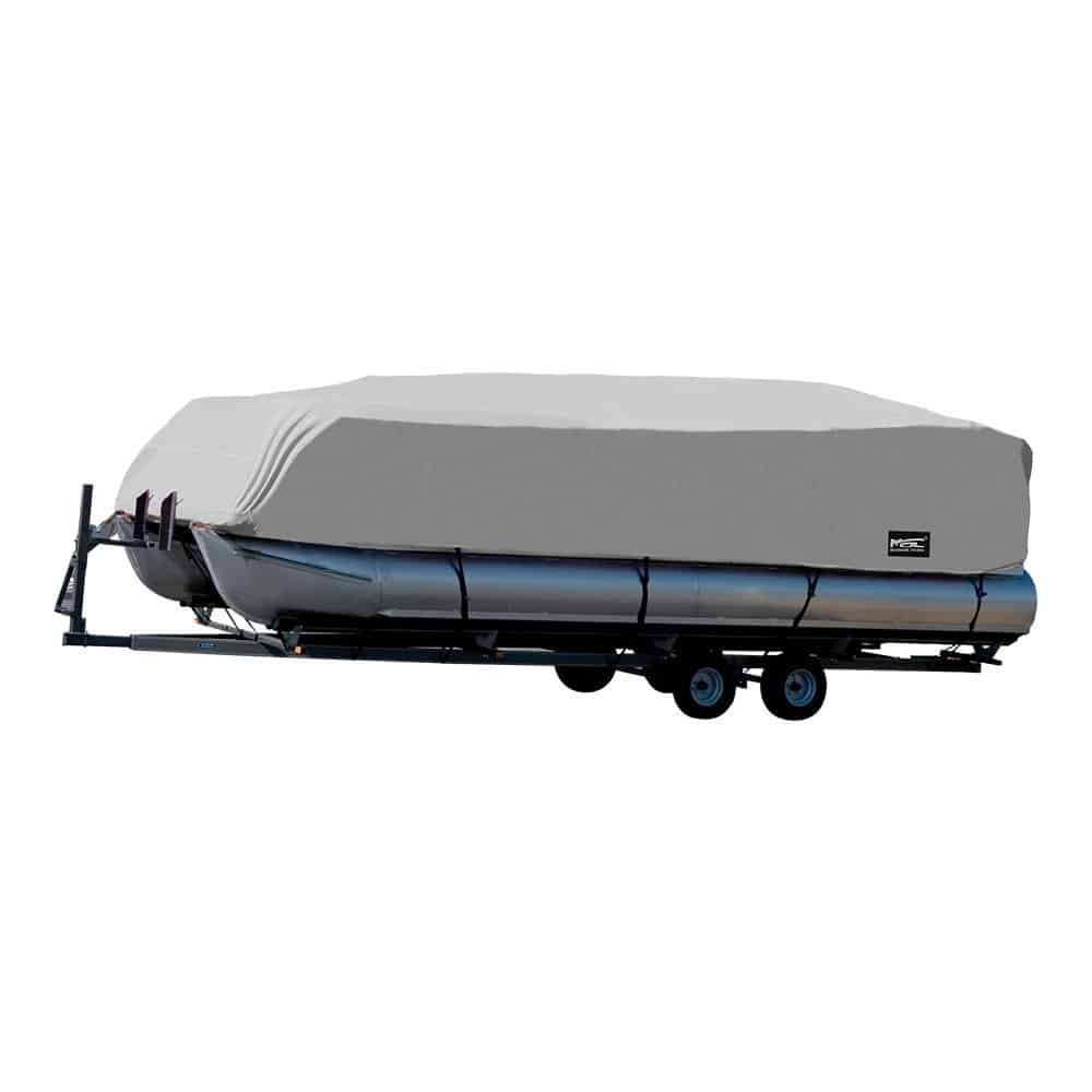 msc trailerable bes pontoon cover