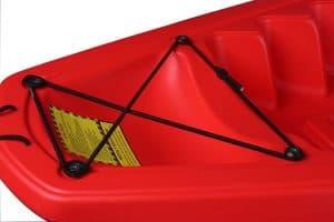seaflo premium kids kayak