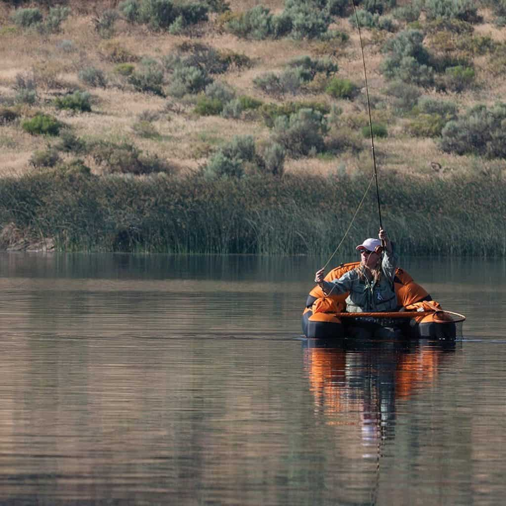 bighorn-fishing-float-tube-in-action