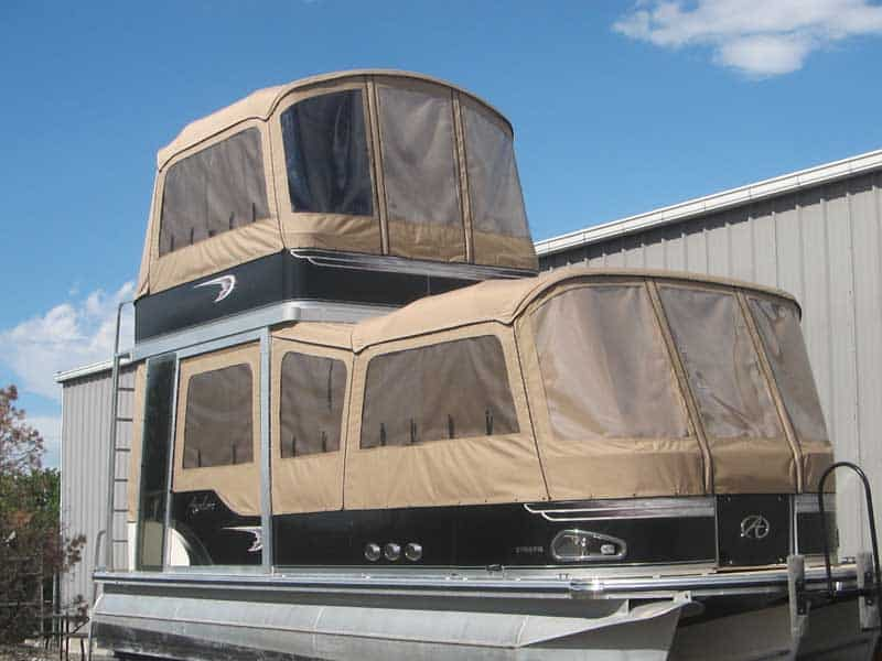 best pontoon enclosures