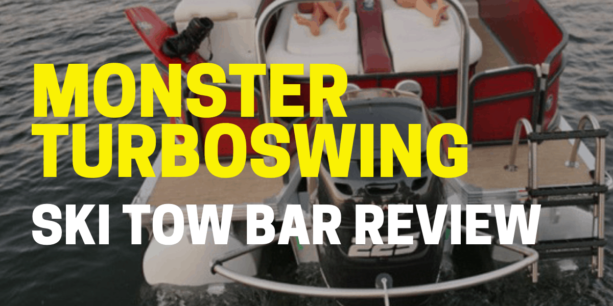 Monster Swing TurboSwing Ski Tow Bar Review for 2021