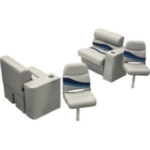 Java | Pontoon Boat Seats