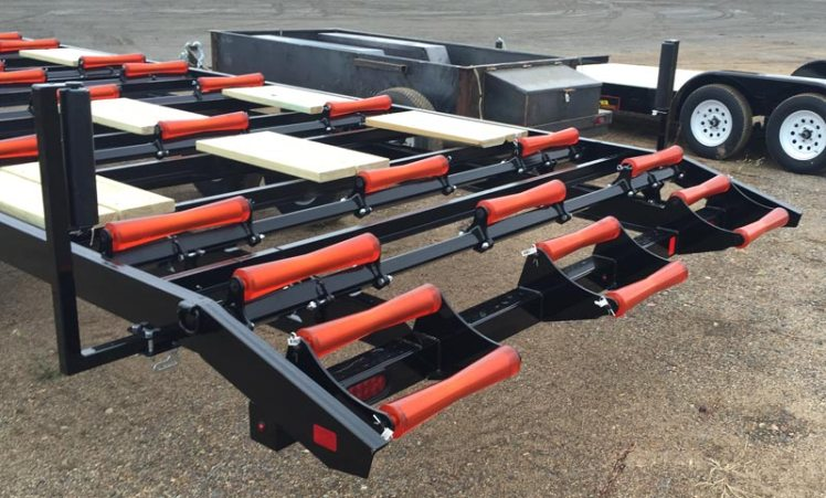 PonTow Pontoon Trailer
