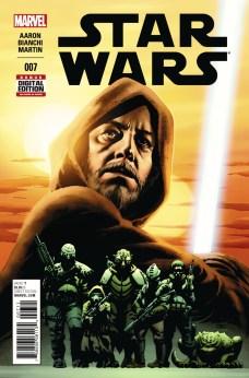 Capa da HQ Star Wars Legends #7 pela Marvel Comics