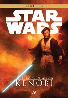 Capa de Star Wars - Kenobi de John Jackson Miller