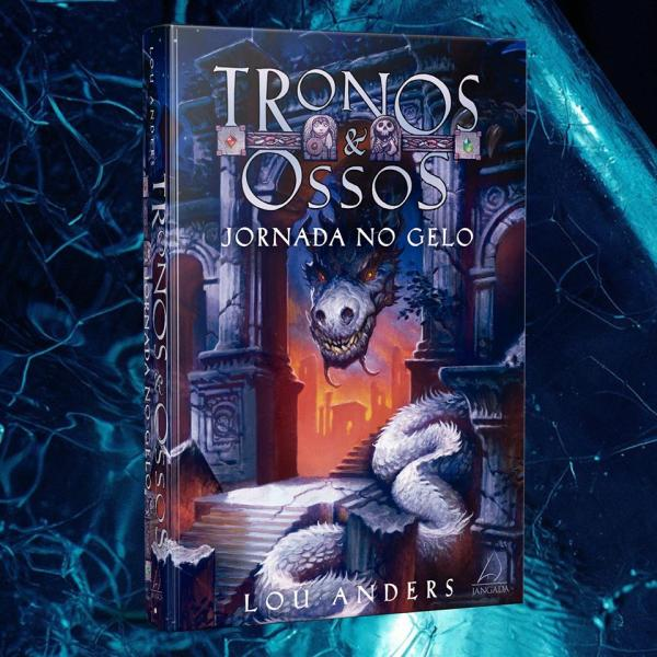 Jornada no Gelo Tronos & Ossos