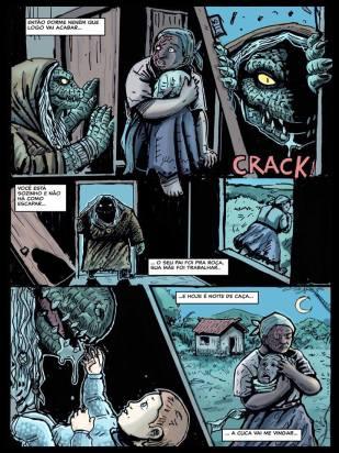 quadrinhos rio negro