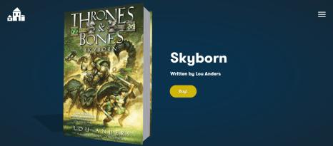 Trono e Ossos - Skyborn