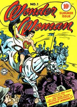 Wonder-Woman #1, Vol.1